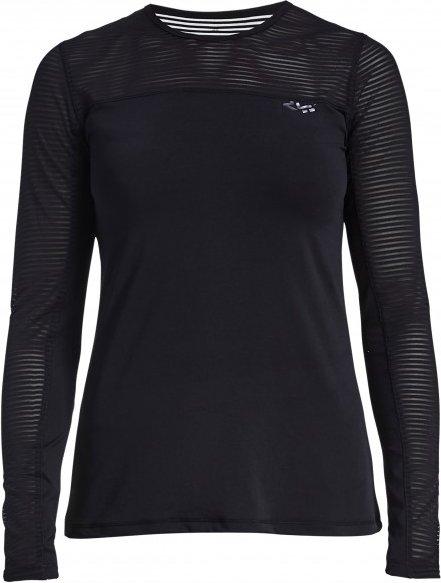 Röhnisch - Women's Miko Long Sleeve - Funktionsshirt Gr XS schwarz