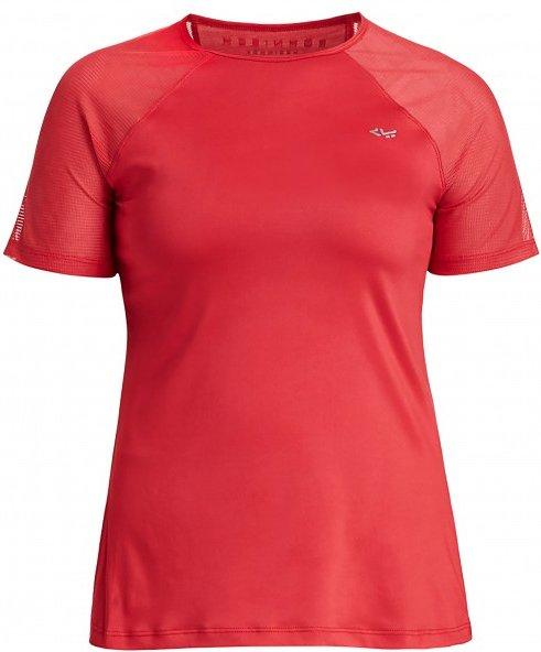 Röhnisch - Women's Run Tee - Laufshirt Gr S rot