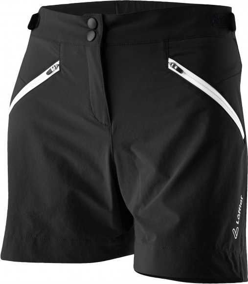 Löffler - Women's Bike Shorts Extrakurz CSL - Radhose Gr 46 schwarz