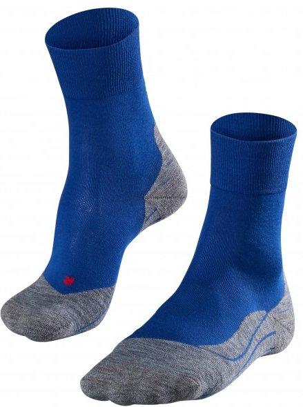 Falke - RU4 - Laufsocken Gr 39-41 blau/grau