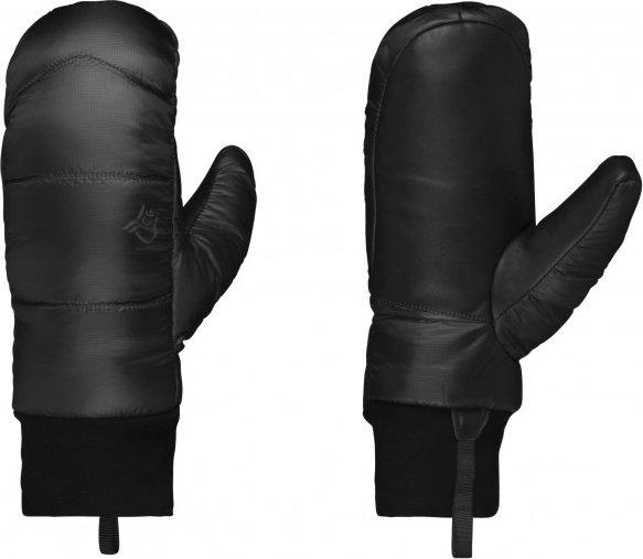 Norrøna - Lyngen Down750 Mittens - Handschuhe Gr XS schwarz