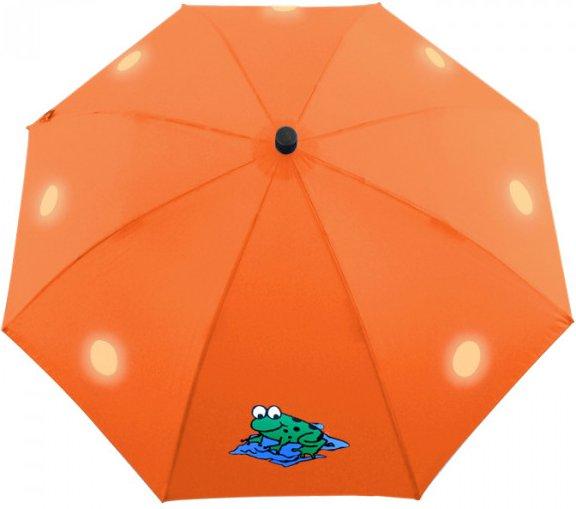 EuroSchirm - Swing Liteflex Kids - Regenschirm orange