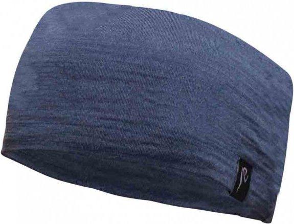 Ivanhoe of Sweden - Underwool Headband - Stirnband Gr M blau/schwarz