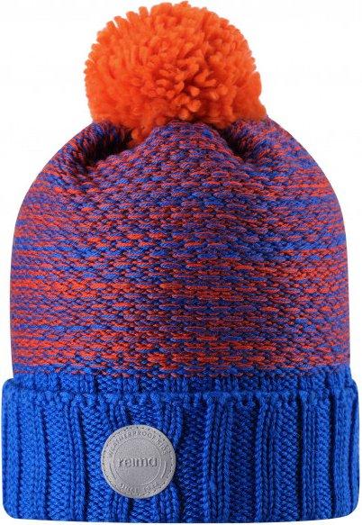 Reima - Kid's Rinne - Mütze Gr 48 blau/lila/rot