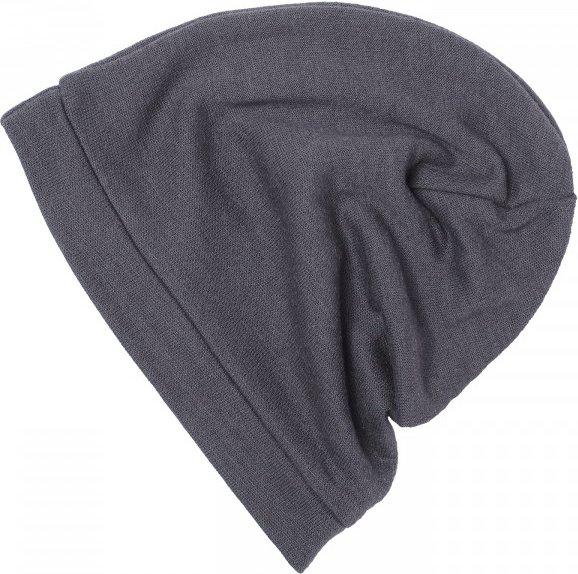Reiff - Beanie Mütze - Mütze Gr 50/52 schwarz/grau