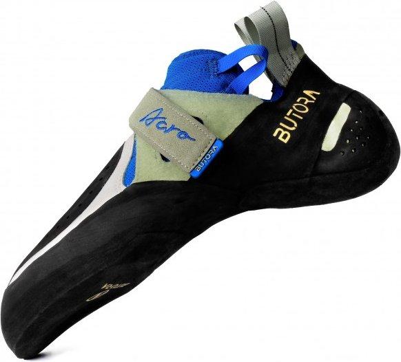 BUTORA - Acro Blue - Kletterschuhe Gr 46 schwarz
