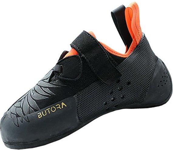 BUTORA - Narsha Orange - Kletterschuhe Gr 46,5 schwarz