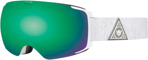 TSG - Goggle Two S3 (VLT 3-18%) - Skibrille grün/türkis/grau