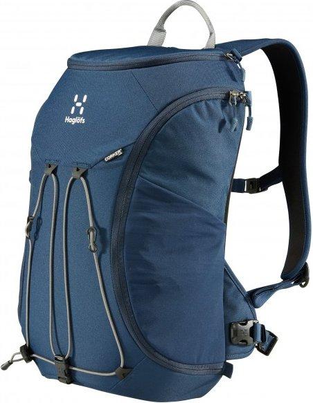 Haglöfs - Corker Medium 18 - Daypack Gr 18 l blau/schwarz