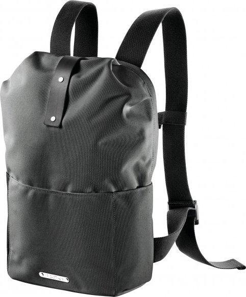 Brooks England - Dalston Knapsack Small 12 - Daypack Gr 12 l schwarz/grau