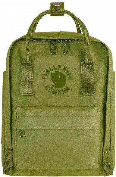 Fjällräven - Re-Kånken Mini - Daypack Gr 7 l oliv/grün