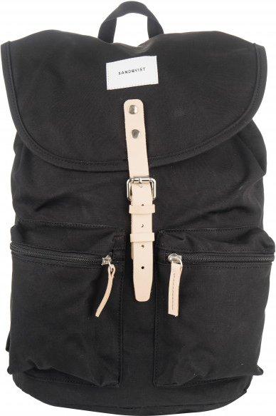 Sandqvist - Roald 17 - Daypack Gr 17 l schwarz