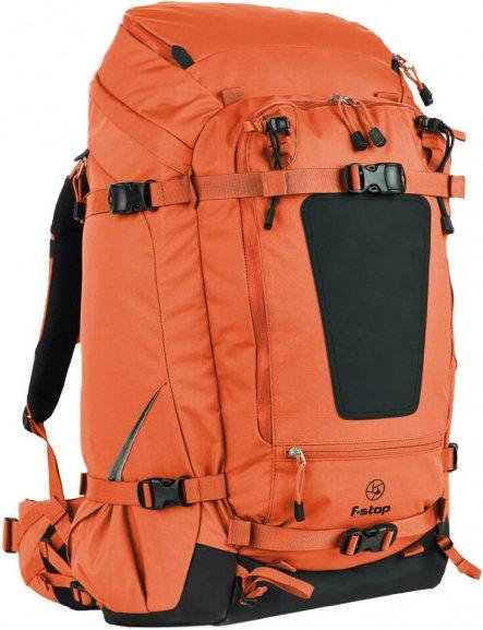 F-Stop Gear - Shinn 80L - Fotorucksack Gr 80 l orange/rot/schwarz