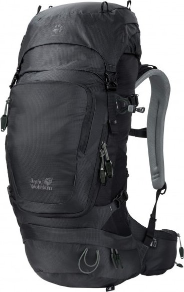 Jack Wolfskin - Women's Orbit 26 Pack - Tourenrucksack Gr 26 l schwarz/grau