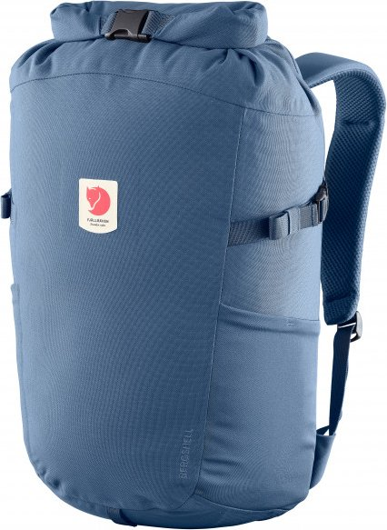 Fjällräven - Ulvö Rolltop 23 - Daypack Gr 23 l blau/grau