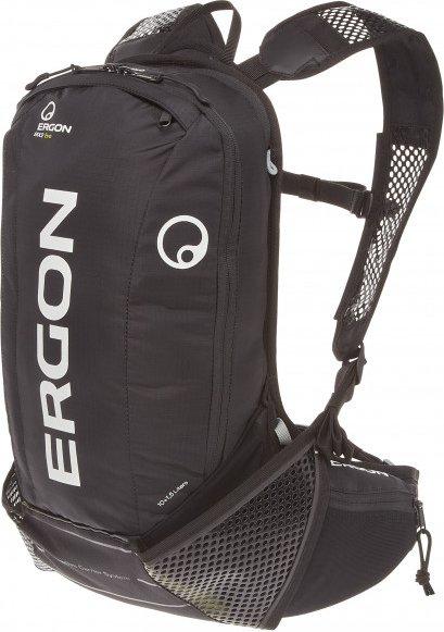 Ergon - BX2 Evo 10 - Bike-Rucksack Gr 10 l schwarz/grau