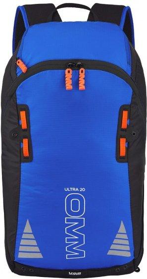 OMM - Ultra 20 - Trailrunningrucksack Gr 20 l blau/schwarz