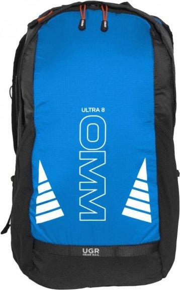 OMM - Ultra 8 - Trailrunningrucksack Gr 8 l blau/schwarz