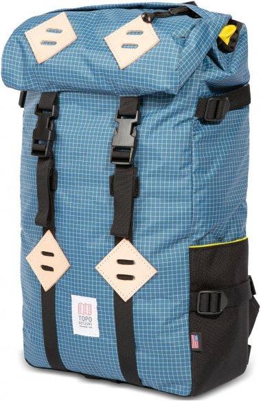 Topo Designs - Klettersack - Daypack Gr 25 l blau/schwarz