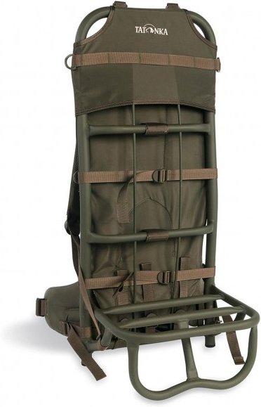Tatonka - Lastenkraxe - Trekkingrucksack Gr One Size schwarz/braun/grau