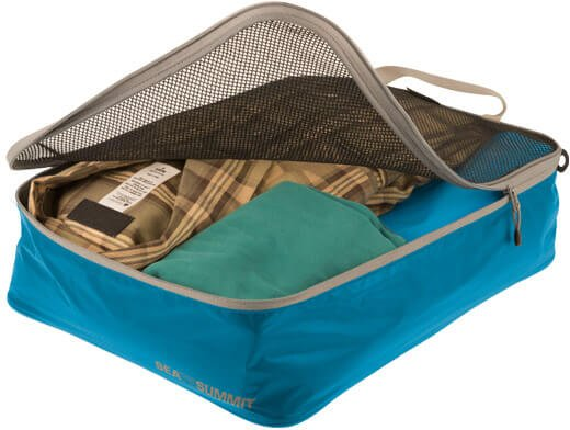 Sea to Summit - Garment Mesh Bag - Packsack Gr M blau/grau/schwarz