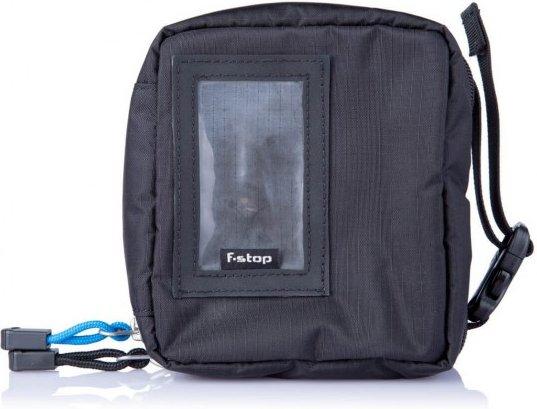 F-Stop Gear - Accessory Pouch - Fototasche Gr L schwarz/grau