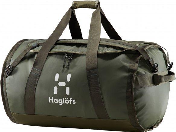 Haglöfs - Lava 90 - Reisetasche Gr 90 l schwarz/oliv/grau