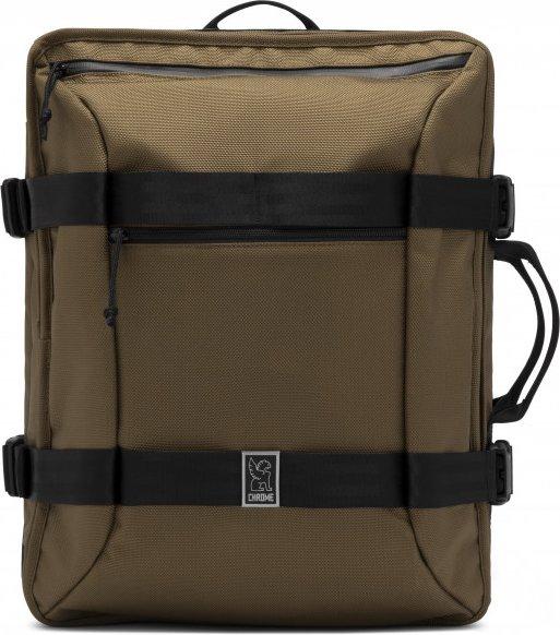 Chrome - Macheto Travel Pack 42-48l - Reisetasche Gr 42-48 l braun/schwarz