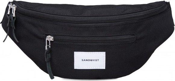Sandqvist - Aste - Hüfttasche Gr 3 l schwarz