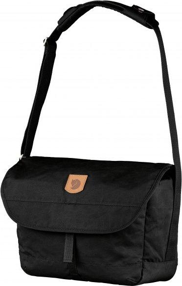 Fjällräven - Greenland Shoulder Bag - Umhängetasche Gr 9 l schwarz