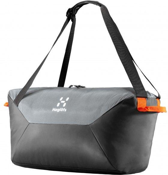 Haglöfs - Teide 40 - Reisetasche Gr 40 l grau/schwarz