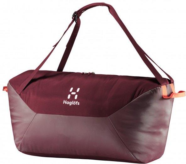 Haglöfs - Teide 60 - Reisetasche Gr 60 l rot/lila/grau