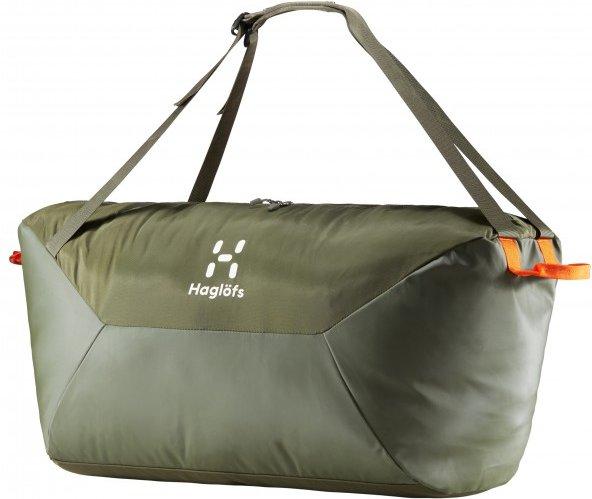 Haglöfs - Teide 80 - Reisetasche Gr 80 l grau/oliv