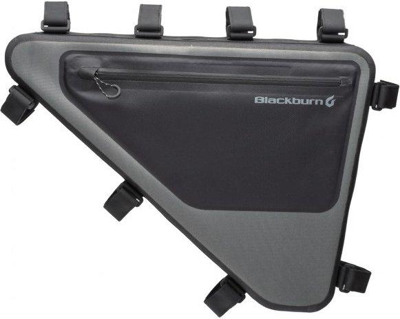 Blackburn - Outpost Elite Frame Bag - Fahrradtasche Gr 3,37 l schwarz/grau