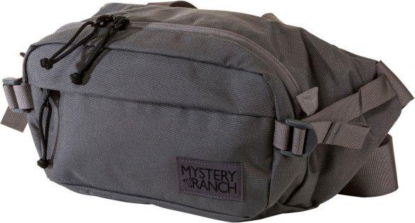 Mystery Ranch - Full Moon 6,3 - Hüfttasche Gr 6,3 l grau/schwarz