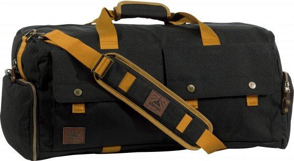 Sherpa - Yatra Duffle Bag - Reisetasche Gr 21,5 l schwarz