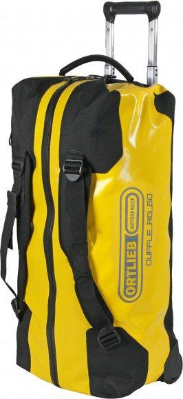 Ortlieb - Duffle RG 60 - Reisetasche Gr 60 l schwarz/orange