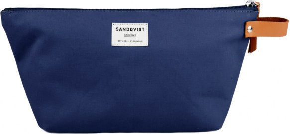 Sandqvist - Cleo - Kulturbeutel Gr 3 l blau
