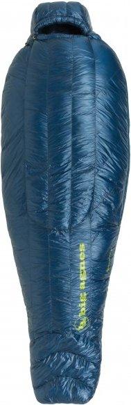 Big Agnes - Hitchens UL 20 - Daunenschlafsack Gr 198 cm blau