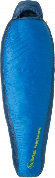 Big Agnes - Wiley SL 30 - Daunenschlafsack Gr 198 cm blau