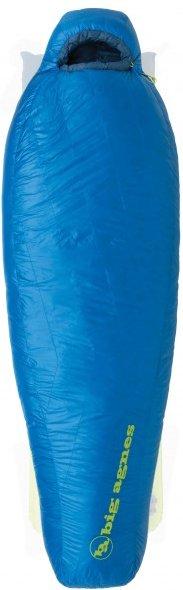 Big Agnes - Beryl SL 0 - Daunenschlafsack Gr 198 cm blau