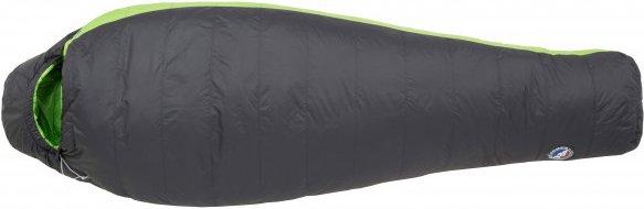 Big Agnes - Boot Jack 25 (600 Downtek) - Daunenschlafsack Gr 183 cm - Regular gray /grün