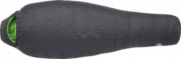 Big Agnes - Yock 0 (600 Downtek) - Daunenschlafsack Gr 183 cm - Regular gray /grün