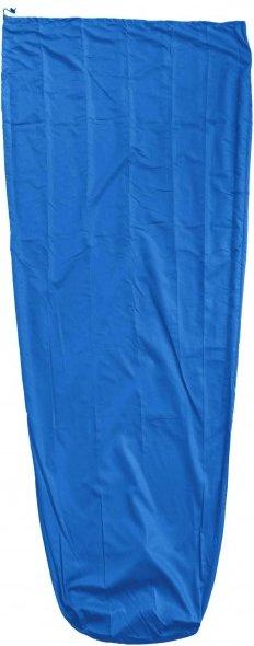 Western Mountaineering - Sonora Liner Polyester - Reiseschlafsack Gr Regular - 178 cm blau