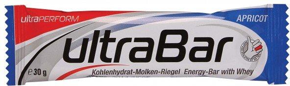 ultraSPORTS - Ultrabar Apricot Display - Energieriegel Gr 40 x 30 g apricot