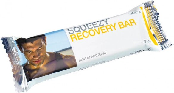 Squeezy - Recovery Bar Vanille - Recoveryriegel Gr 50 g