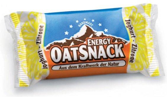 OatSnack - Energy OatSnack Joghurt-Zitrone - Energieriegel Gr 65 g