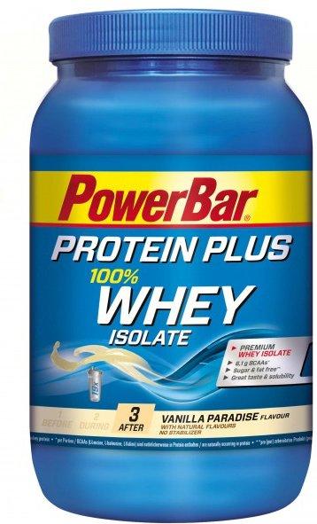 PowerBar - Whey Isolate 100% Vanilla Paradise - Recoverygetränk Gr 570 g vanilla