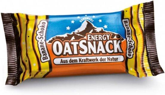 OatSnack - Energy Oatsnack Schoko-Banane - Energieriegel Gr 65 g