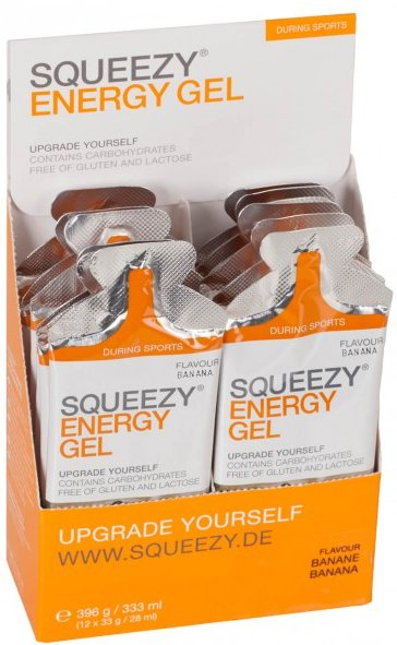 Squeezy - Energy Gel